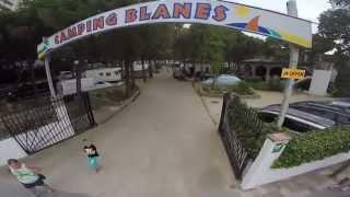 Drone Camping Blanes 2015, Spanje (GoPro HERO4 Black)