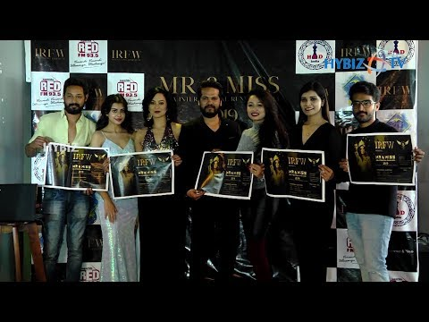 Mr & Miss India International Runway Model 2019 Auditions at IRFW Hyderabad