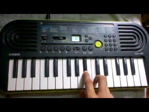 Main wo Chaand-(Tera Suroor) Piano Cover by Saurabh Varma..