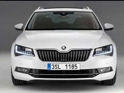 skoda superb combi 2016 2017 new youtube. Black Bedroom Furniture Sets. Home Design Ideas