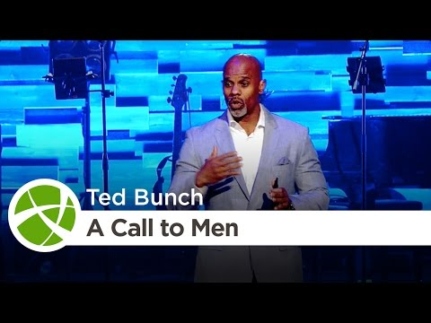 Fighting Domestic Abuse | A Call to Men | Ted Bunch