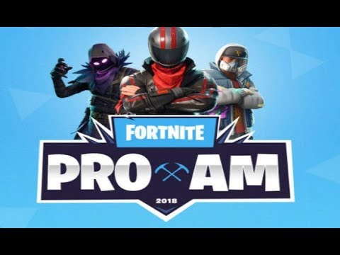 FORTNITE PRO AM HIGHLIGHTS| FULL GAMES!!' Ninja & Marshmello WIN!!