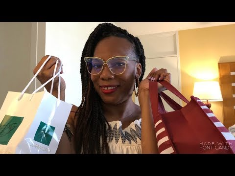 WHAT I BOUGHT ON VACATION IN CURAÇAO || BLACK TRAVEL VLOGS 2018