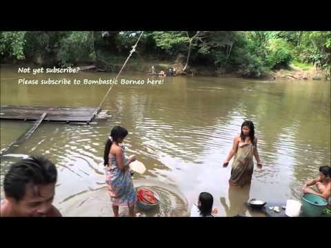 Dusun (Village) Tauk, Landak Kalimantan Barat Indonesia Borneo Travel 跨境婆罗洲印尼西加里曼丹土著原住民传统部落达雅克村庄