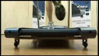 VIDEO G6432 ECO 2 CINTA DE CORRER TREADMILL TAPIS DE COURSE