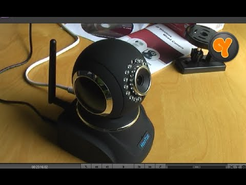 Installation & Funktionen: HooToo HT-IP210HD Wireless IP-Kam
