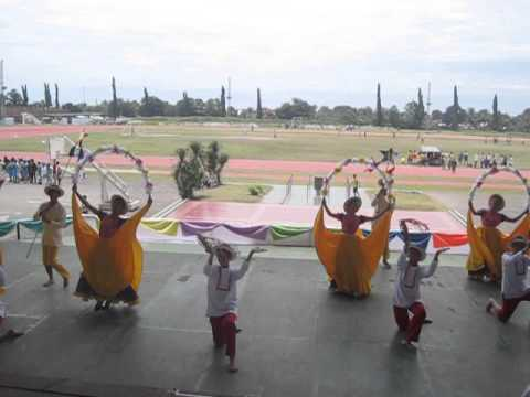 LA  RMMC Palaro 2013 Folk Dance Competition