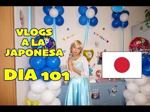 El Cumpleaños de Yuri FROZEN JAPONESA - Ruthi San ♡ 10-10-15