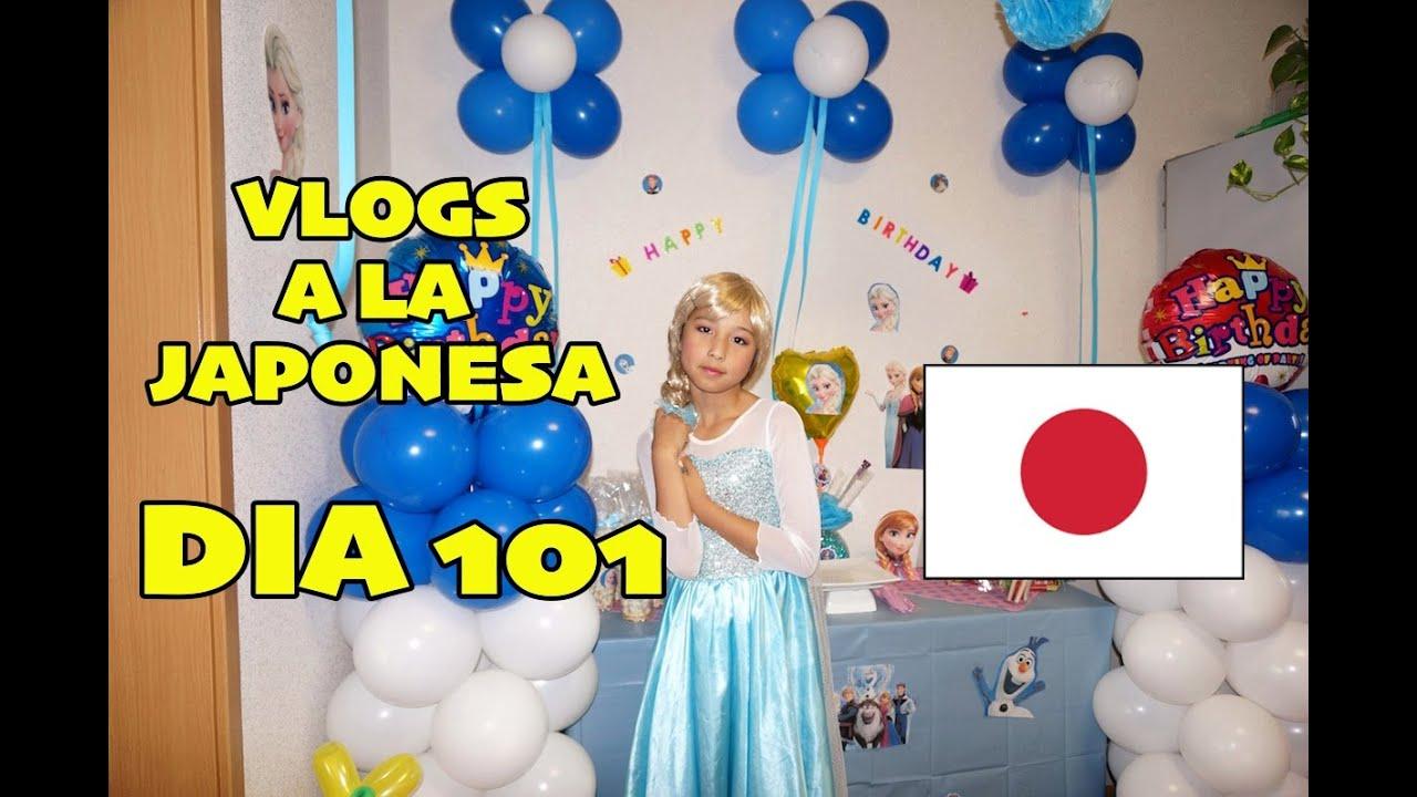 El Cumpleaños de Yuri FROZEN JAPONESA - Ruthi San ♡ 10-10 ...