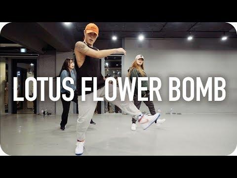 Lotus Flower Bomb Wale Ft Miguel Austin Pak Choreography Youtube