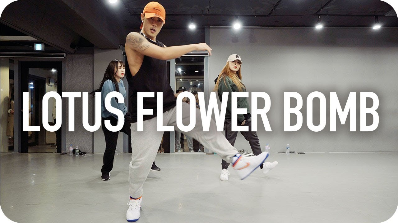 Lotus Flower Bomb Wale Ft Miguel Austin Pak Choreography Youtube