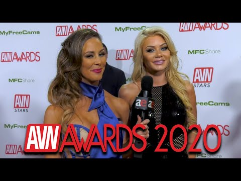 Riley Steele: 2020 AVN Red Carpet Interview from YouTube · Duration:  2 minutes 2 seconds