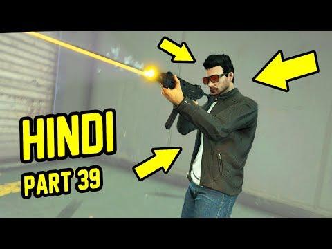 GTA 5 Mafia #39 - Saving Madamji From Jessie | Hitesh KS