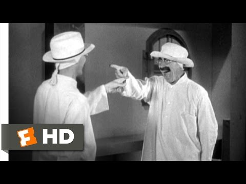The Mirror Scene - Duck Soup (7/10) Movie CLIP (1933) HD