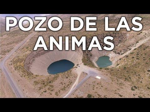 Pozo de las Animas, Mendoza, Argentina - Drone 4k - Ruta0.com