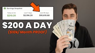 Best Way To Make Money Online As A Broke Beginner In 2020! ($10k/Month PROOF)