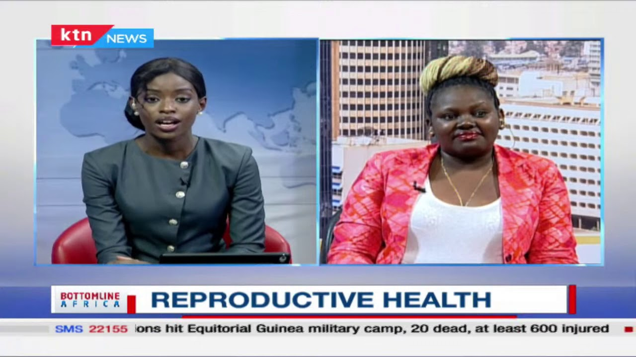 Download Expert discussion on reproductive health as world marks Women's day   Bottomline Africa   Part 1