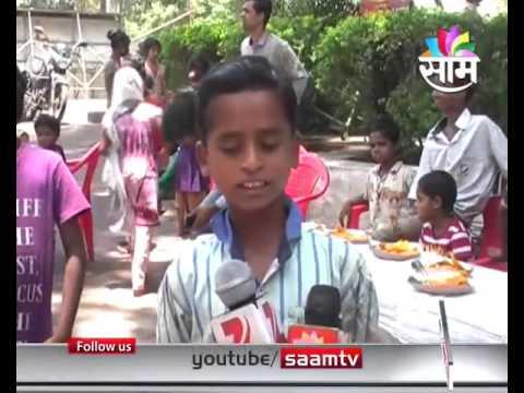 Kids enjoyed Mango Eating Competition in Pimpri Chinchwad