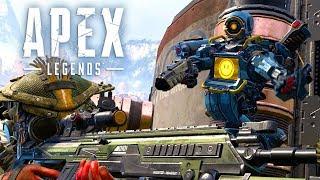 לייב באטל רויאל חדש - Apex Legends ! - לסרטון פורטנייט שעלה היום : !אגדי