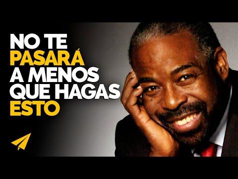 Ve Donde No Haya Camino y DEJA tu MARCA | Les Brown en Español: 10 Reglas para el éxito