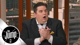 Windhorst on Lakers' offseason moves after signing LeBron | The Jump | ESPN