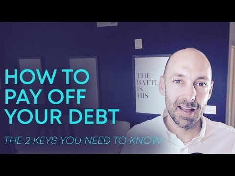How to pay off your credit card debt [The 2 secrets]