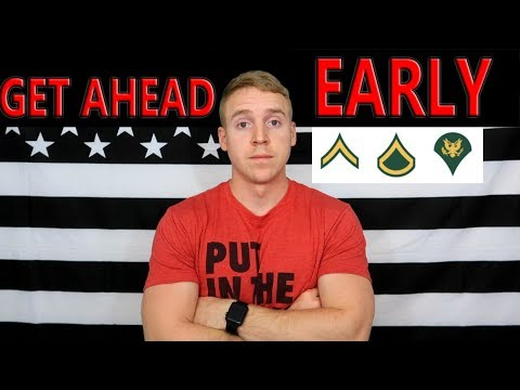 How To Enlist In The Army At A Higher Rank