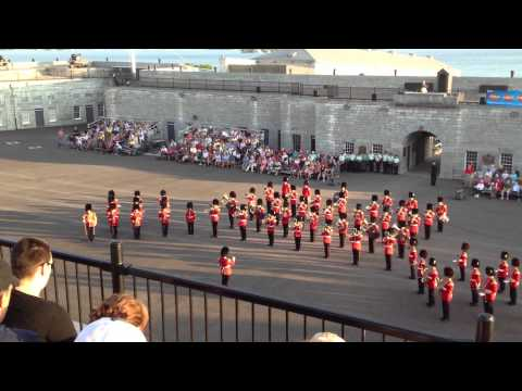 Band of the Ceremonial Guard - 2012 Fort Henry Tattoo: Light Cavalry Overture