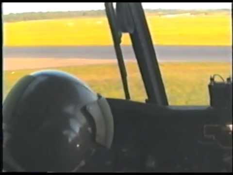 CH-47D Evening Flight from FAAF