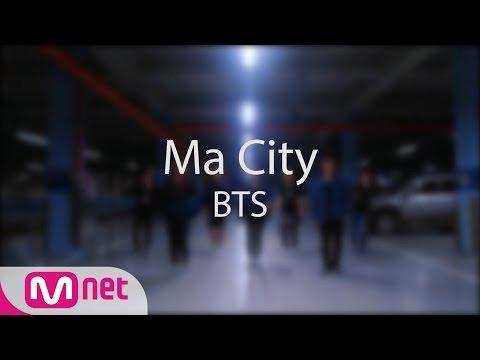 [엠넷아이] Ma City - BTS(SOOAH Choreography)