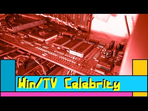 Win/TV Celebrity Capture Card