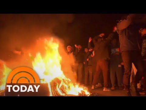 President Donald Trump's Recognition Of Jerusalem As Israel's Capital Spurs Outrage | TODAY