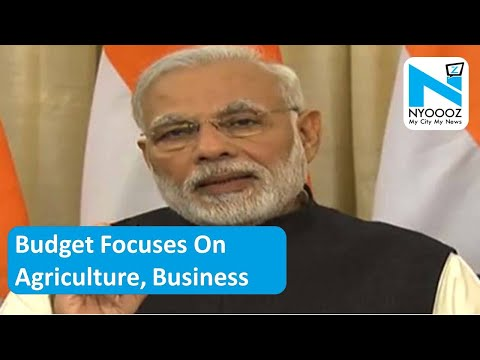 PM Modi: This Budget Is Agriculture And Business Friendly   Union Budget 2018   NYOOOZ TV