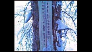 Температура воздуха в Якутии стремится к минус 70 градусам