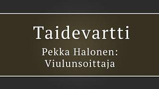 Taidevartti: Pekka Halonen - Viulunsoittaja