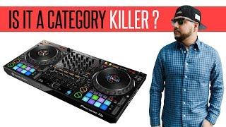 Pioneer DJ DDJ-1000 Review: Deep Dive ft. MaddJazz