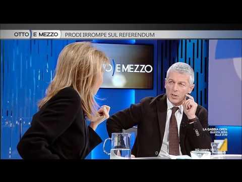 Morra: il voto di Romano Prodi vale 1 voto. E