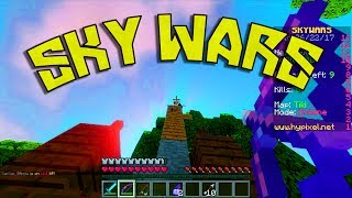 SKY WARS - INSANE MODE!