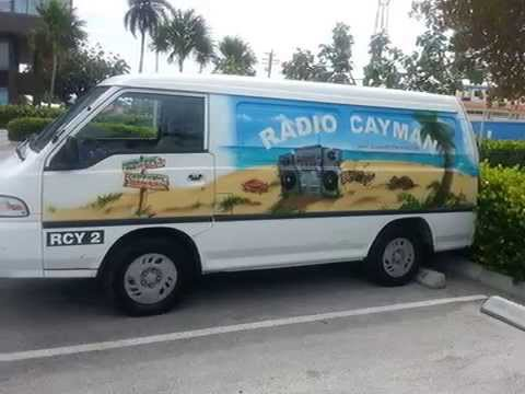 Radio Cayman Then & Now