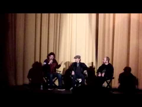 Ted Neeley, Barry Dennen, & Frank Munoz - pt 2 Jesus Christ Superstar 3/17/15