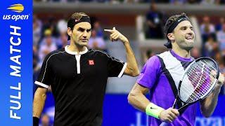 Roger Federer vs Grigor Dimitrov Full Match