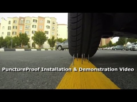 Puncture Proof Tyre Sealant Installation & Demonstration Video. Drive with Peace of Mind