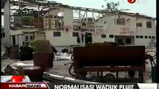 Pemprov DKI Tunda Relokasi Warga di Waduk Pluit