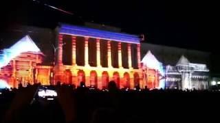 3D шоу Нижний Новгород День города 2016