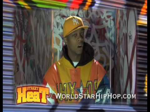 PAPOOSE GRAFFITI VIDEO DIRECTED BY STREETHEAT