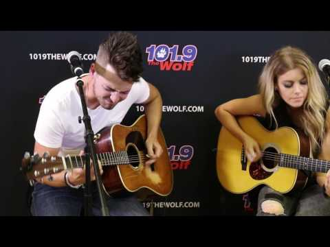 """Chase Bryant with Lindsay Ell """"Take it on Back"""""""