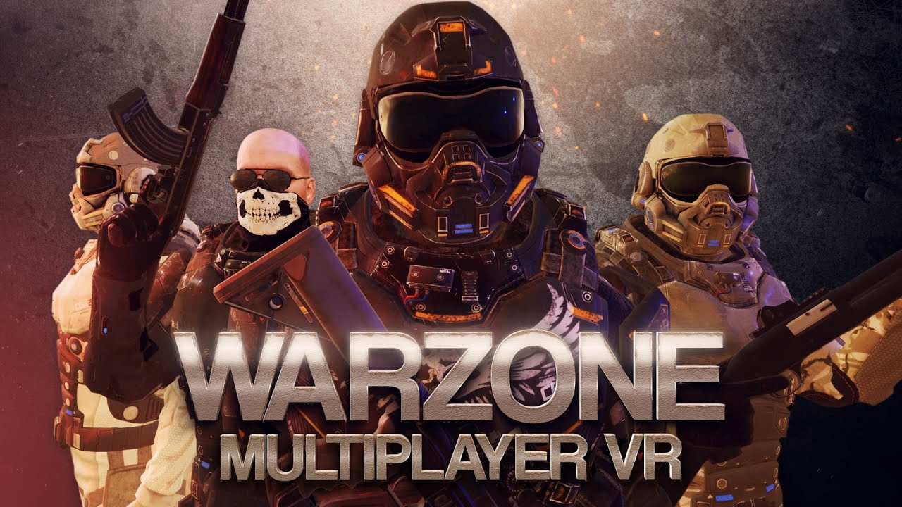 WARZONE VR (PC) - Reveal (Teaser) Trailer | Oculus Rift | HTC Vive | Windows MR