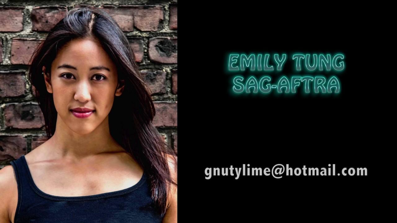Emily Tung Stunt Reel 2018