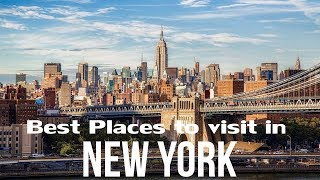 New York City  Travel Guide - Best Places To Visit In New York City - Travel Video