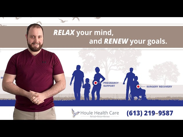 Creative Display - Houle Health Care